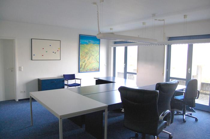Büro 01 im Souterrain