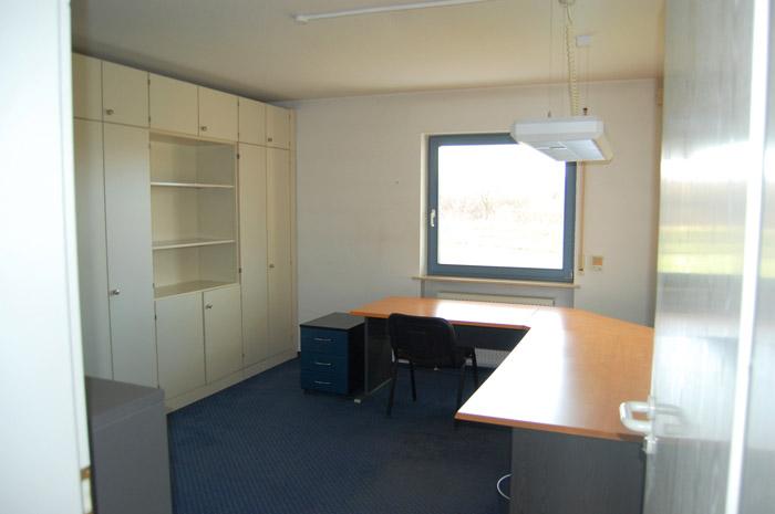 Büro 02 im Erdgeschoss