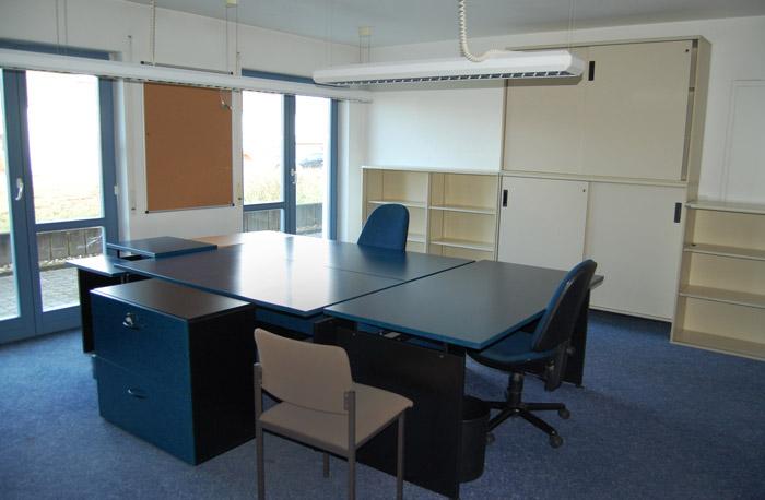 Büro 02 im Souterrain