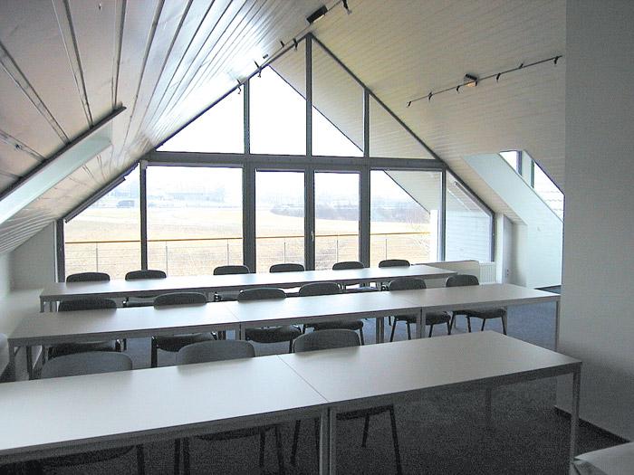 Großer Schulungsraum